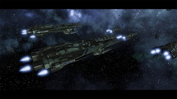Screenshot4 - Battlestar Galactica Deadlock: Reinforcement Pack