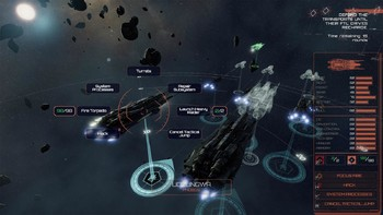 Screenshot1 - Battlestar Galactica Deadlock: Reinforcement Pack
