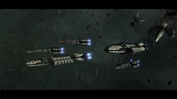 Screenshot2 - Battlestar Galactica Deadlock: Reinforcement Pack
