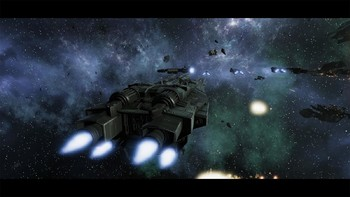 Screenshot3 - Battlestar Galactica Deadlock: Reinforcement Pack
