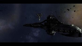 Screenshot4 - Battlestar Galactica Deadlock: The Broken Alliance