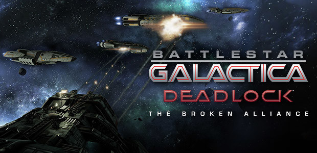 Battlestar Galactica Deadlock: The Broken Alliance - Cover / Packshot