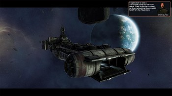 Screenshot1 - Battlestar Galactica Deadlock: The Broken Alliance