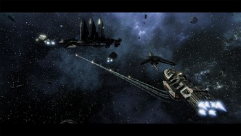 Screenshot2 - Battlestar Galactica Deadlock: The Broken Alliance