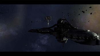 Screenshot4 - Battlestar Galactica Deadlock: The Broken Alliance