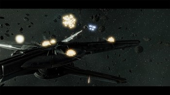 Screenshot5 - Battlestar Galactica Deadlock: The Broken Alliance
