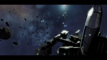 Screenshot6 - Battlestar Galactica Deadlock: The Broken Alliance