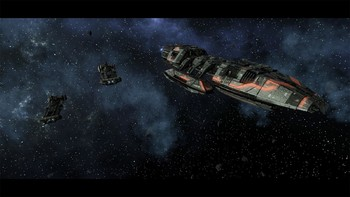 Screenshot7 - Battlestar Galactica Deadlock: The Broken Alliance