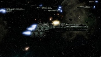 Screenshot4 - Battlestar Galactica Deadlock: Anabasis