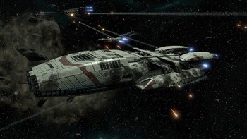 Screenshot6 - Battlestar Galactica Deadlock: Anabasis