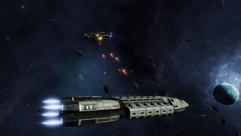 Screenshot7 - Battlestar Galactica Deadlock: Anabasis