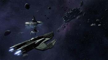 Screenshot8 - Battlestar Galactica Deadlock: Anabasis