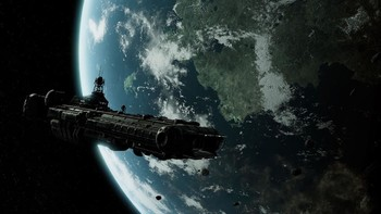 Screenshot3 - Battlestar Galactica Deadlock: Anabasis