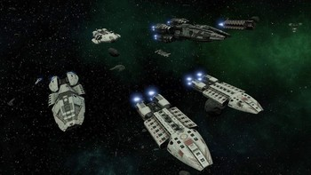 Screenshot5 - Battlestar Galactica Deadlock: Anabasis