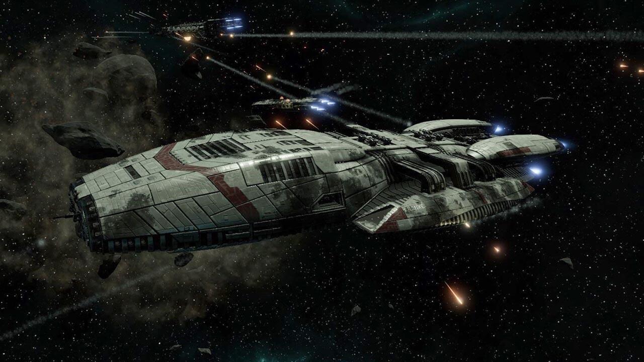 Battlestar Galactica Spiel