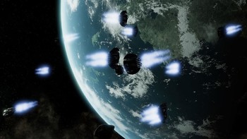 Screenshot9 - Battlestar Galactica Deadlock: Anabasis