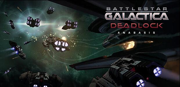 Battlestar Galactica Deadlock: Anabasis