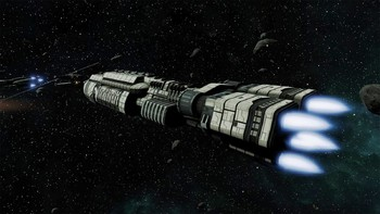 Screenshot3 - Battlestar Galactica Deadlock: Sin and Sacrifice