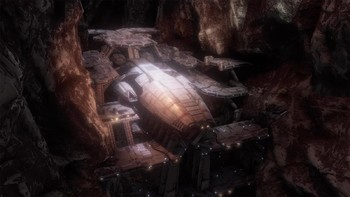 Screenshot2 - Battlestar Galactica Deadlock: Resurrection