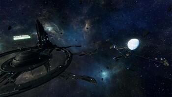 Screenshot5 - Battlestar Galactica Deadlock: Resurrection