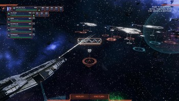 Screenshot7 - Battlestar Galactica Deadlock: Resurrection