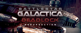 Battlestar Galactica Deadlock: Resurrection