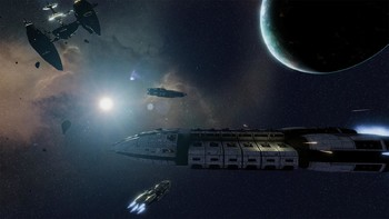 Screenshot5 - Battlestar Galactica Deadlock (GOG)