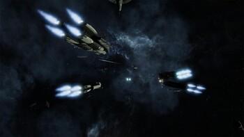 Screenshot1 - Battlestar Galactica Deadlock (GOG)
