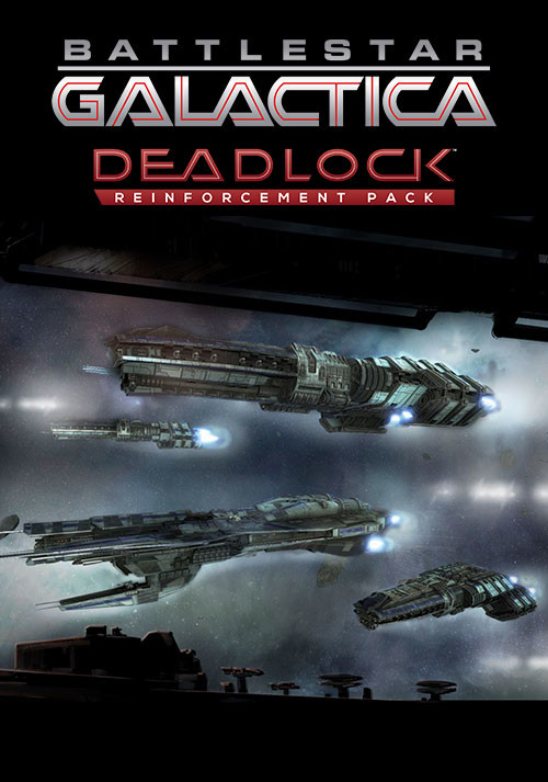 Battlestar Galactica Deadlock: Reinforcement Pack (GOG) - Cover / Packshot