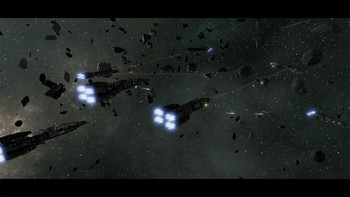 Screenshot5 - Battlestar Galactica Deadlock: Reinforcement Pack (GOG)