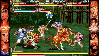 Screenshot3 - Capcom Beat 'Em Up Bundle