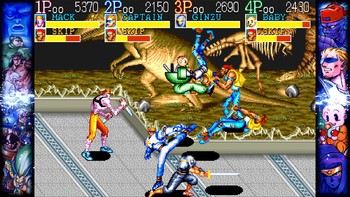 Screenshot2 - Capcom Beat 'Em Up Bundle