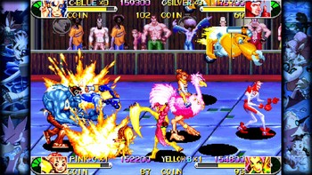 Screenshot1 - Capcom Beat 'Em Up Bundle