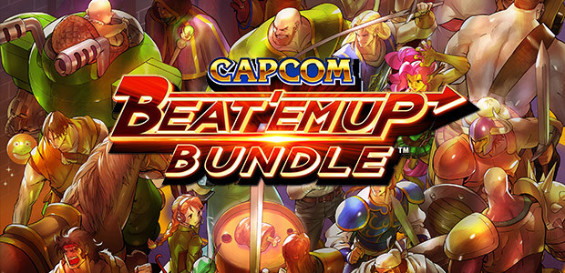 Capcom Beat 'Em Up Bundle - Cover / Packshot