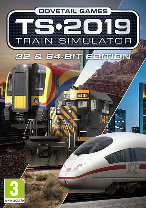 Train Simulator 2019 - Cover