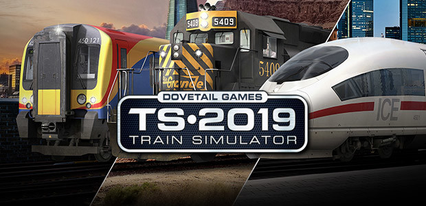 Train Simulator 2019 - Cover / Packshot