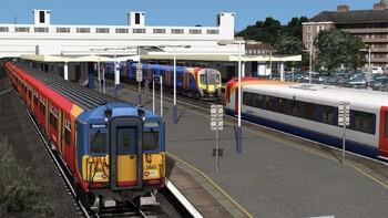 Screenshot1 - Train Simulator 2019