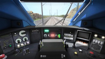 Screenshot5 - Train Simulator: LGV Rhône-Alpes & Méditerranée Route Extension Add-On