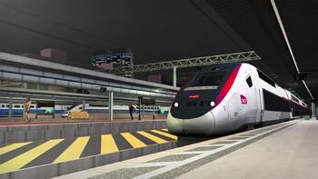 Screenshot7 - Train Simulator: LGV Rhône-Alpes & Méditerranée Route Extension Add-On
