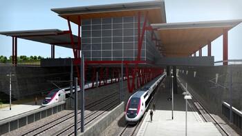 Screenshot3 - Train Simulator: LGV Rhône-Alpes & Méditerranée Route Extension Add-On