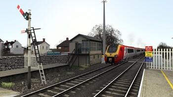 Screenshot5 - Train Simulator: North Wales Coastal Route Extension Add-On