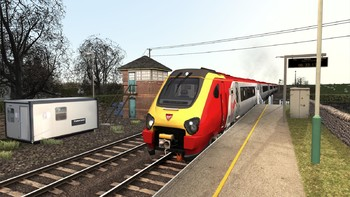 Screenshot1 - Train Simulator: North Wales Coastal Route Extension Add-On