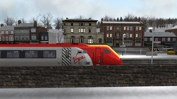 Screenshot2 - Train Simulator: North Wales Coastal Route Extension Add-On