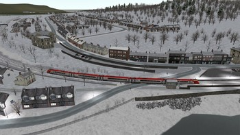 Screenshot3 - Train Simulator: North Wales Coastal Route Extension Add-On