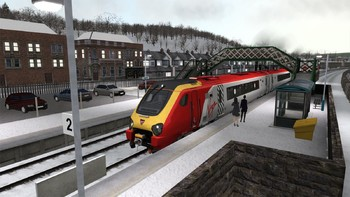 Screenshot7 - Train Simulator: North Wales Coastal Route Extension Add-On