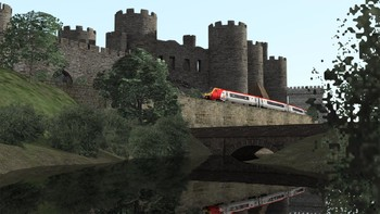 Screenshot8 - Train Simulator: North Wales Coastal Route Extension Add-On