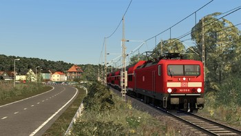 Screenshot10 - Train Simulator: Inselbahn: Stralsund – Sassnitz Route Add-On