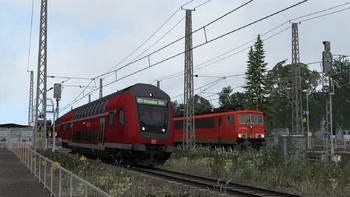 Screenshot5 - Train Simulator: Inselbahn: Stralsund – Sassnitz Route Add-On
