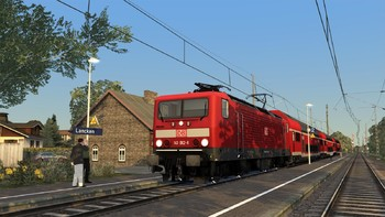 Screenshot6 - Train Simulator: Inselbahn: Stralsund – Sassnitz Route Add-On