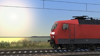 Screenshot7 - Train Simulator: Inselbahn: Stralsund – Sassnitz Route Add-On